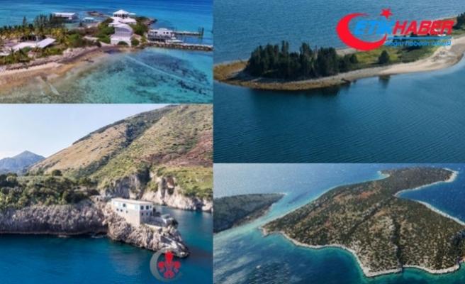 Bu adalar satılık!