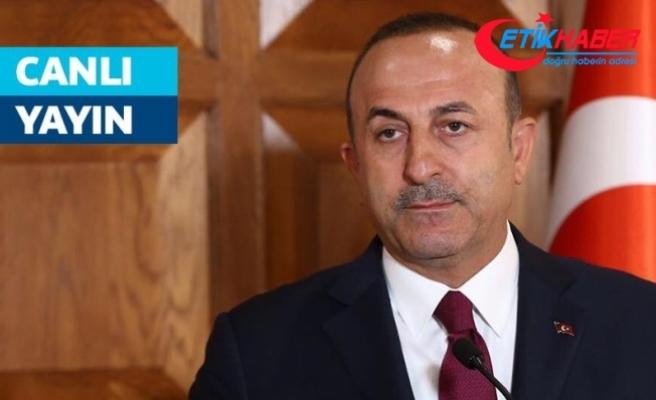 Çavuşoğlu: 'İş işten geçmiş değil, Barzani yönetimi adım atabilir'
