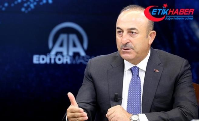 Çavuşoğlu: İş işten geçmiş değil, Barzani yönetimi adım atabilir