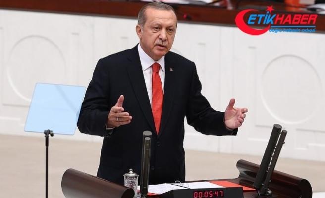 Cumhurbaşkanı Erdoğan: Fitne kuyusunun kazılmasına göz yumamayız