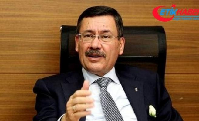 Cumhurbaşkanı Erdoğan'la görüşen Melih Gökçek'ten ilk açıklama