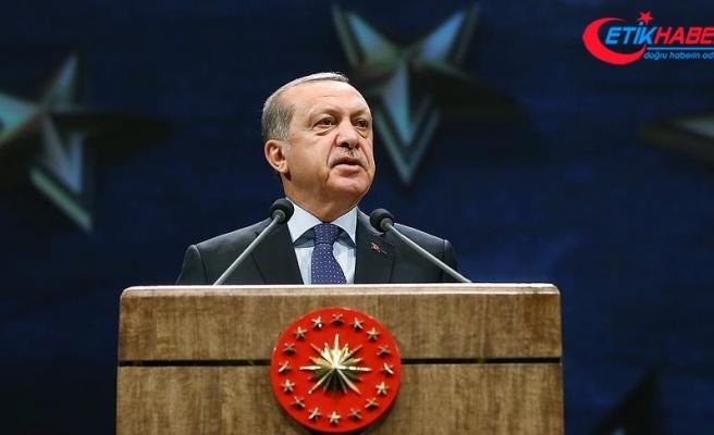 Cumhurbaşkanı Erdoğan: Türkiye içeriden ve dışarıdan kuşatılmaya çalışılıyor