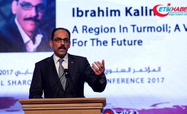 Kalın: Türkiye'nin Suriye sınırlarında önlem alması normal