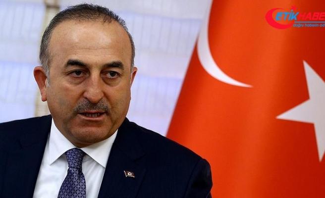 Çavuşoğlu, Faurie ile telefonda görüştü