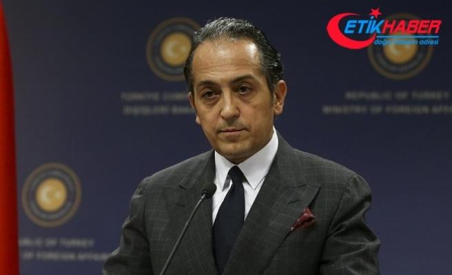 Dışişleri Bakanlığı Sözcüsü Büyükelçi Müftüoğlu: İspanya'nın toprak bütünlüğüne saygı esastır