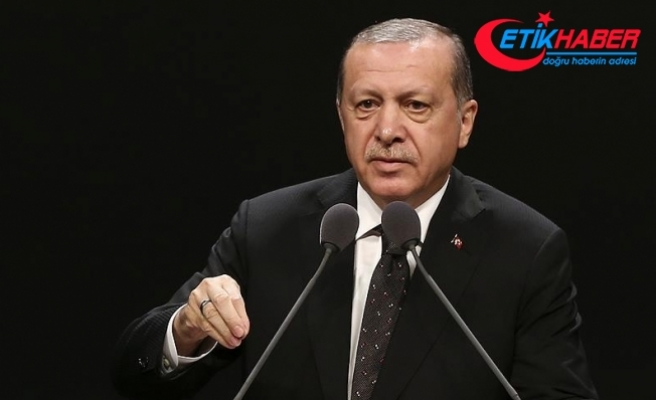 Erdoğan: Şu anda yok ama olmayacağı anlamına gelmez