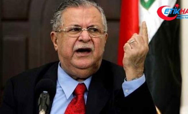 Eski Irak Cumhurbaşkanı peşmerge Celal Talabani öldü