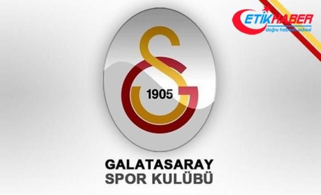 Galatasaray'dan koreografi tepkisi