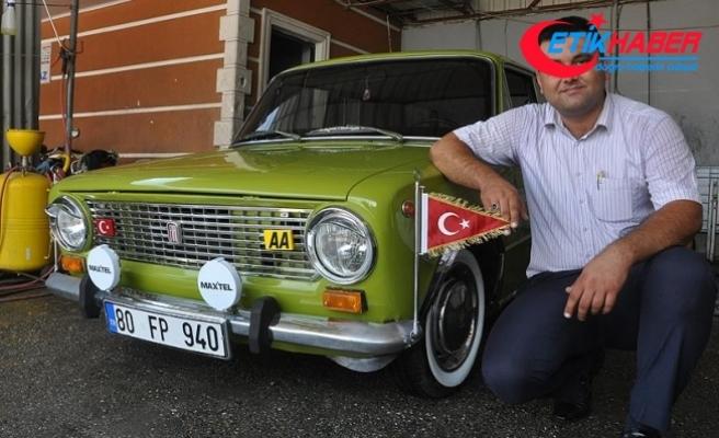 'Hacı Murat' tutkusu 25 bin lira harcattı