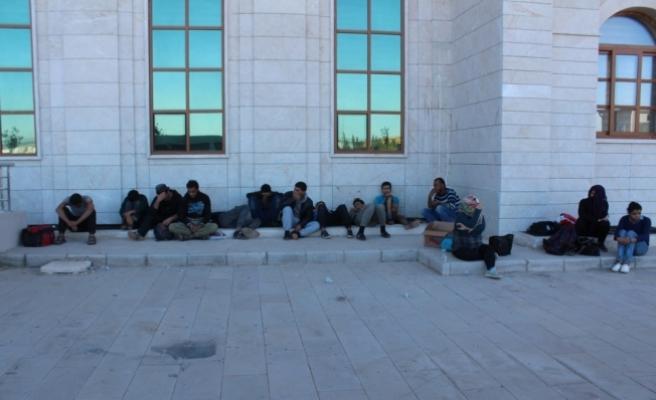 Hatay'da PKK/PYD şüphelisi 6 kadın yakalandı