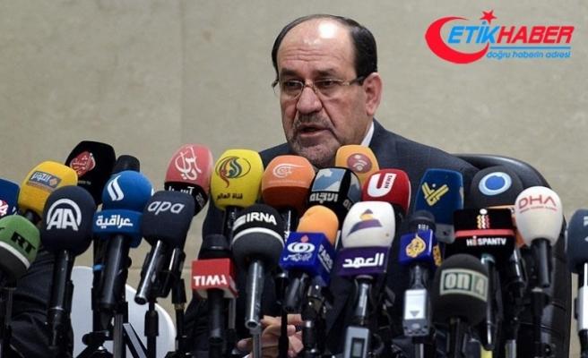 Irak Cumhurbaşkanı Yardımcısı Maliki'den Türkiye açıklaması