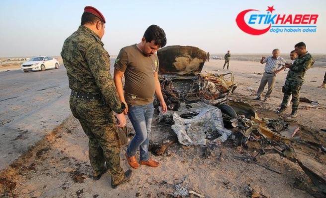 Irak'ta eylül ayı bilançosu: 203 ölü