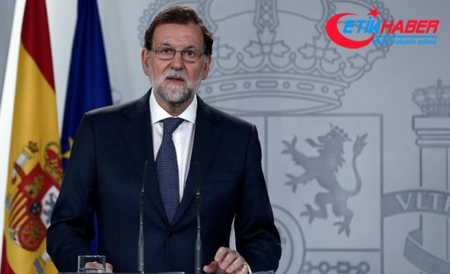 İspanya Başbakanı Rajoy: Bağımsızlığın olmasını önleyeceğiz