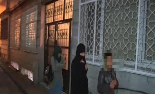 İstanbul'da DAEŞ operasyonu: 3'ü kadın, 4 gözaltı