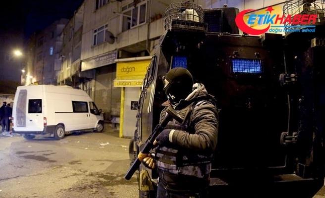 İstanbul ve Adana'da terör operasyonu: 15 gözaltı