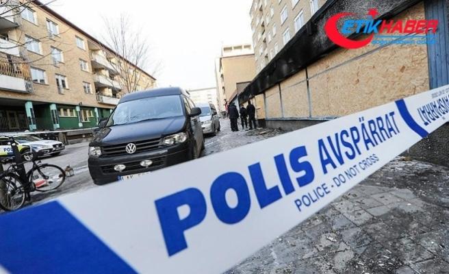 İsveç'te bir Alman vatandaşı gözaltına alındı