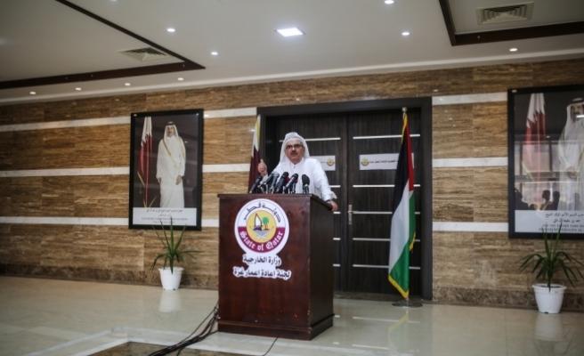 Katar'dan, Filistin uzlaşısına tam destek