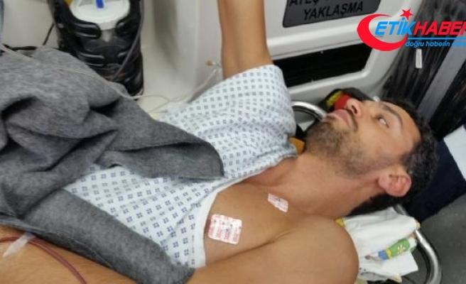Kaza yapan Kenan Sofuoğlu İstanbul'a getirildi