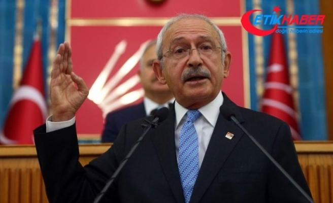 Kılıçdaroğlu: Her bakan değiştiğinde sınav sistemi değişiyor