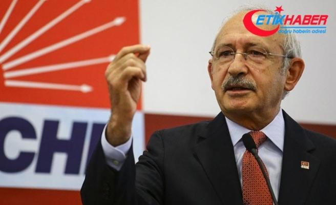 Kılıçdaroğlu: Geçirmezsen adam değilsin