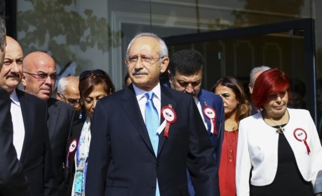 Kılıçdaroğlu: Güne şehit haberiyle, anaların göz yaşıyla uyandık