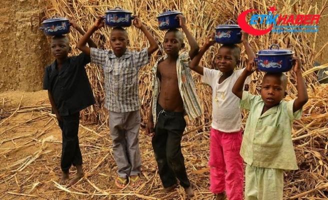 'Kongo'da 600 bine yakın çocuk 6 ay içinde ölebilir'