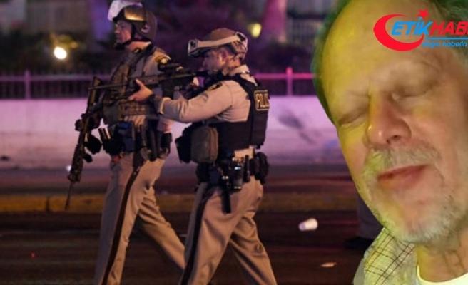 Las Vegas Saldırganı, Katliam Yapıp İntihar Etmiş