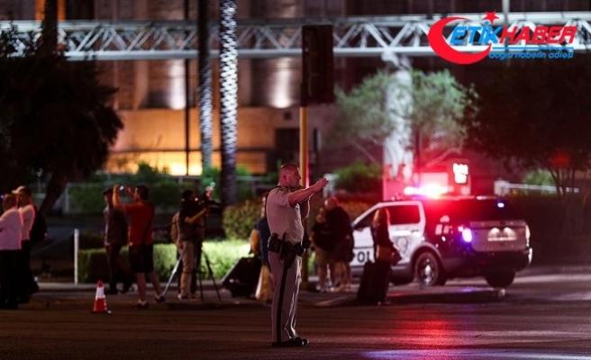 Las Vegas saldırısında ölü sayısı 59'a yükseldi