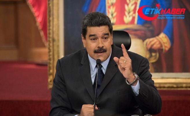 Venezuela Devlet Başkanı Maduro: Türkiye'ye geldik çünkü Türkiye'ye inanıyoruz