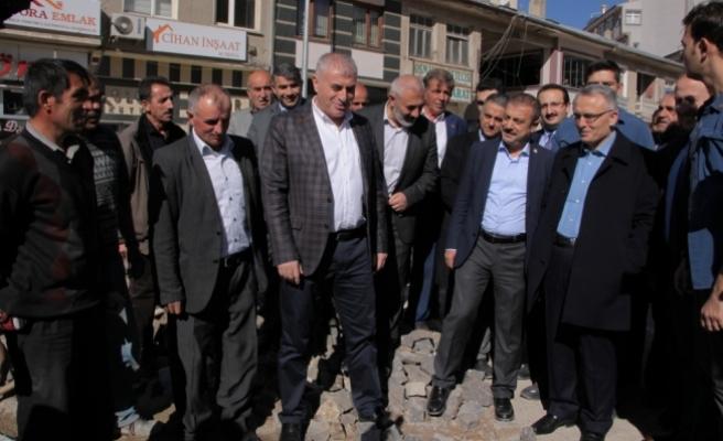 Maliye Bakanı Ağbal: Bütçeden yine en fazla kaynağı ayırdığımız yerlerden biri sağlık