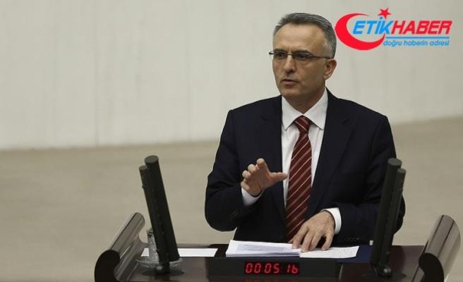 Maliye Bakanı Ağbal'dan MTV açıklaması