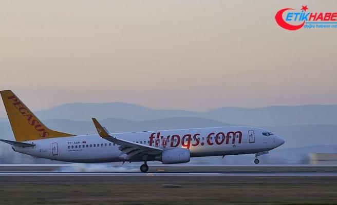 Pegasus: Sokağa çıkma kısıtlamasından uçuşu olan yolcular muaf tutulacak