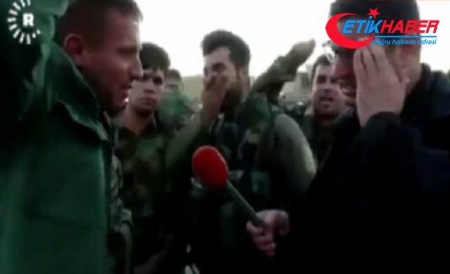 Peşmergeleri kaçan Barzani'den ilk açıklama