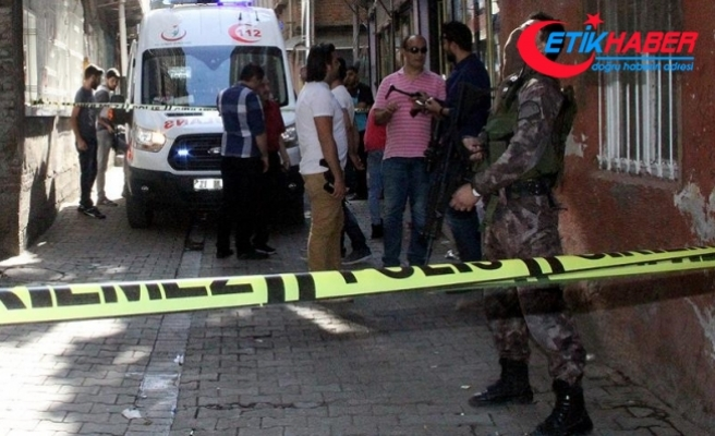 PKK'lı teröristler, kadın temizlik işçisine saldırdı