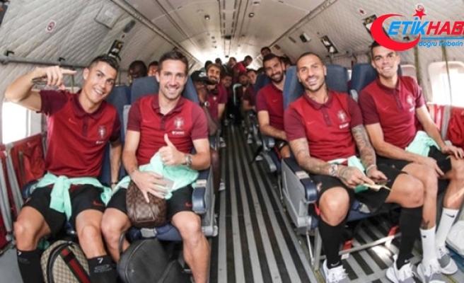 Portekiz Milli Takımı, Andorra Maçına Askeri Uçakla Gitti