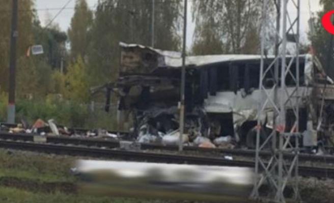 Rusya'da feci kaza!.. Çok sayıda ölü var!