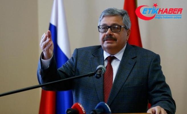 Rusya'nın Ankara Büyükelçisi Yerhov: Türkiye ve Rusya arasında 'tabu' konular yok