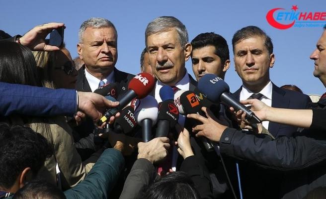 Sağlık Bakanı Demircan'dan Baykal'ın sağlık durumu hakkında açıklama