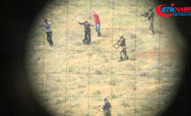 """PKK'nın sözde """"sorumluları sahaya sürme taktiği"""" de boşa çıktı"""