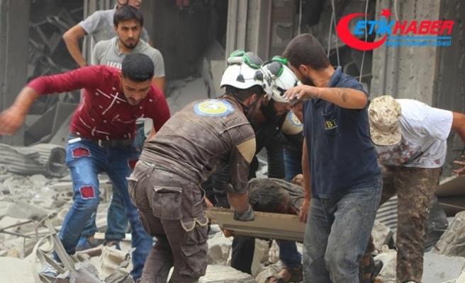 Suriye'de eylül ayında 912 sivil öldü