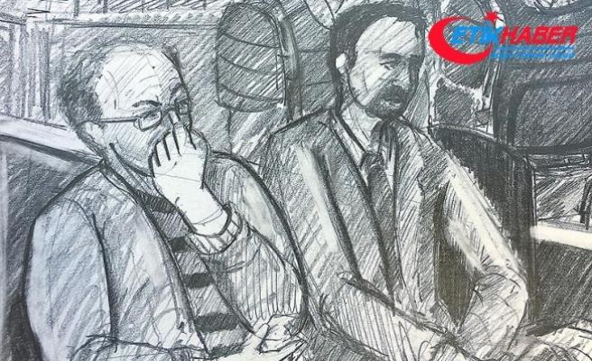 Tanktan çıkan FETÖ'cü Aynacı'nın yargılandığı davada ikinci duruşma