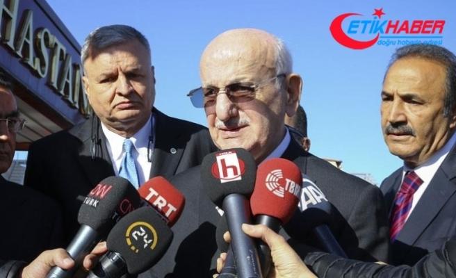 TBMM Başkanı Kahraman'dan gazeteci Özdil'e dava