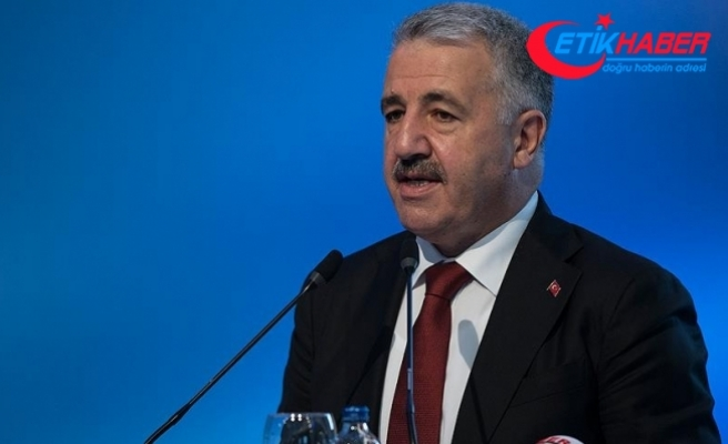 Bakan Arslan: Türkiye'yi dünya ticaretinin merkezine oturtmalıyız
