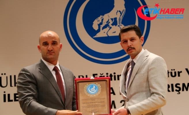 Ülkü Ocakları Genel Merkezi Uyuşturucu İle Mücadele Kısa Film Yarışması Ödül Töreni Yapıldı