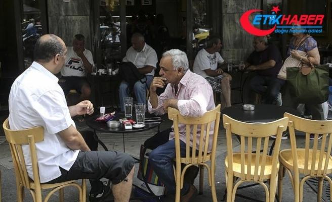 Yunanistan nüfusu gittikçe azalıyor