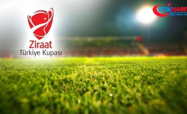 Ziraat Türkiye Kupası 5'inci tur ilk maçlarının programı açıklandı