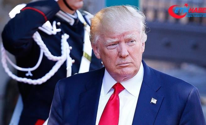 Trump'tan tacizle suçlanan Moore'a tam destek
