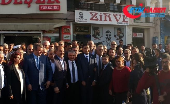 Adana Yüreğir'de MHP'ye büyük katılım
