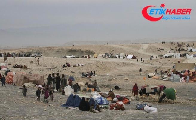 Afganistan'da 9 bin aile DEAŞ-Taliban çatışmasından kaçtı