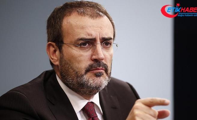 AKP'li Ünal:  Amerika'da yürütülen Türkiye'ye karşı eylemlerin Türkiye ayağı Kılıçdaroğlu'nun CHP'si